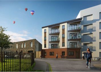 Thumbnail 1 bed flat for sale in Braggs Lane, Old Market, Bristol