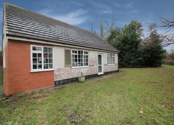 Thumbnail 5 bed detached bungalow for sale in Overwoods Road, Tamworth, Staffordshire