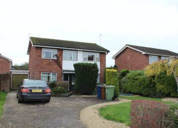 Thumbnail 4 bed detached house for sale in Parton Road, Churchdown, Gloucester