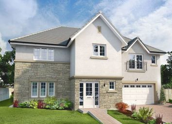 "Thumbnail 5 bed detached house for sale in ""The Kennedy"" at Liberton Gardens, Liberton, Edinburgh"