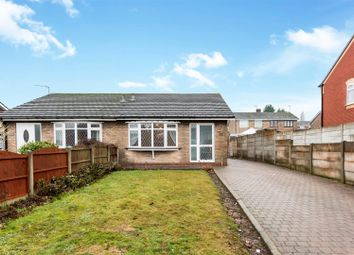 Thumbnail 3 bed semi-detached bungalow to rent in Common Lane, Cannock