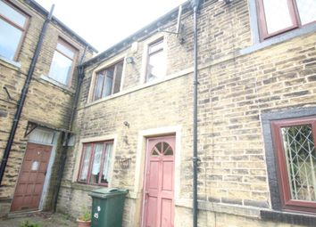 Thumbnail 1 bed terraced house for sale in Warburton Place, Bradford
