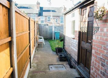Thumbnail 2 bed terraced house for sale in Worksop Road, Nottingham