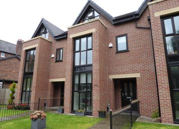 Thumbnail 4 bed town house for sale in Manchester Road, Swinton