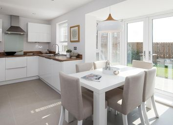"Thumbnail 3 bedroom detached house for sale in ""Cheadle"" at Church Road, Webheath, Redditch"