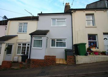Thumbnail 2 bed terraced house for sale in Sandown Road, Hastings, East Sussex