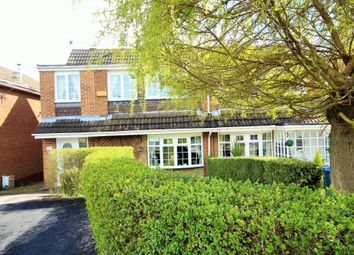 Thumbnail 4 bed semi-detached house for sale in Derwent Drive, Chapeltown, Sheffield