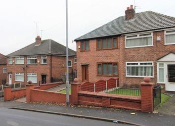 Thumbnail 3 bed semi-detached house to rent in Berry Row, Manchester