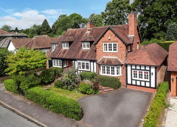Thumbnail 4 bed detached house for sale in Sandhills Lane, Barnt Green