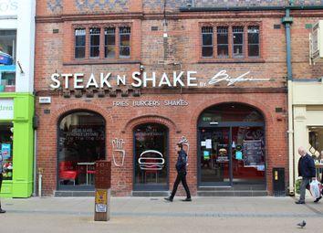 Thumbnail Restaurant/cafe to let in Frodsham St, Chester