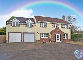 4 bed detached house for sale in Lime Kiln Lane, Thetford, Norfolk IP24