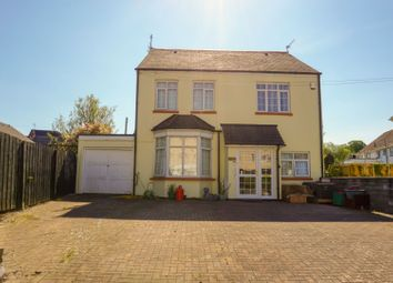 Thumbnail 4 bed detached house for sale in Camms Corner, Dinas Powys