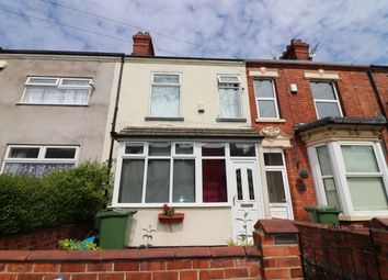 3 bed terraced house for sale in Patrick Street, Grimsby DN32