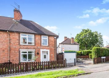 Thumbnail 3 bedroom semi-detached house for sale in Elmwood Row, Leicester