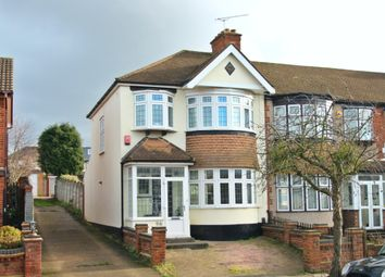Thumbnail 3 bed end terrace house for sale in Glenwood Drive, Gidea Park, Romford