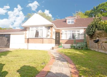 Thumbnail 4 bedroom detached bungalow for sale in The Avenue, London
