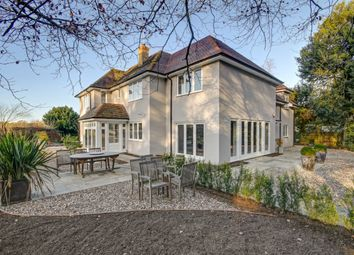 Thumbnail 6 bed detached house to rent in Ashampstead Common, Reading