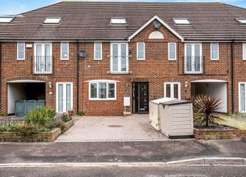 Thumbnail 4 bed town house for sale in Grove Avenue, Gosport