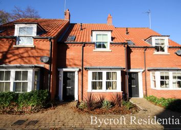 Thumbnail 3 bed terraced house for sale in The Green, Ormesby, Great Yarmouth