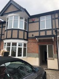 Thumbnail 3 bedroom terraced house to rent in Christchurch Avenue, Kenton