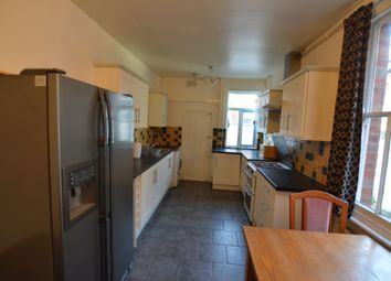 Thumbnail 5 bedroom terraced house to rent in St. Albans Road, Evington