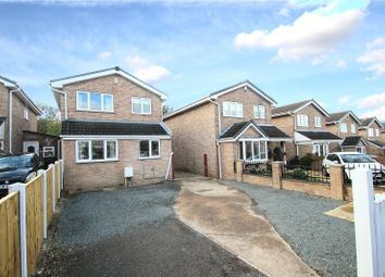 Thumbnail 3 bed detached house for sale in Beacon Drive, Upton, Pontefract, West Yorkshire