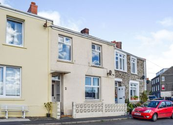 4 bed terraced house for sale in Great Eastern Terrace, Milford Haven SA73