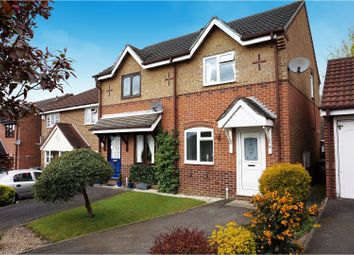 Thumbnail 2 bed semi-detached house for sale in Tudor House Close, Newhall
