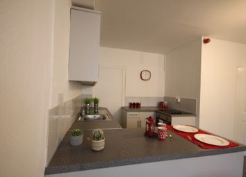 Thumbnail 1 bedroom flat to rent in Kingston Court Shopping Arcade, Walsall Road, Cannock