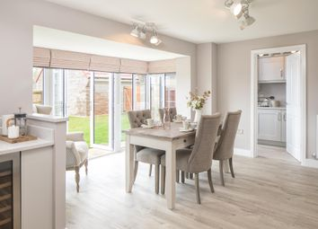 """Thumbnail 4 bed detached house for sale in """"Somerton"""" at Poplar Close, Plympton, Plymouth"""