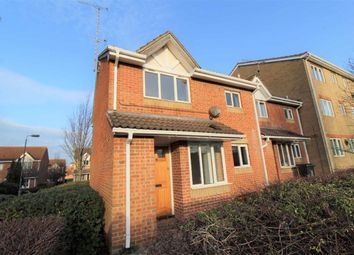 Thumbnail 1 bed terraced house to rent in Barnum Court, Swindon, Wiltshire