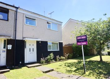 Thumbnail 3 bed semi-detached house for sale in Lodge Hall, Harlow