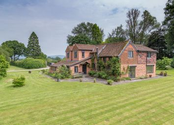 Thumbnail 4 bed detached house for sale in Woodmans, Bosbury, Ledbury, Herefordshire