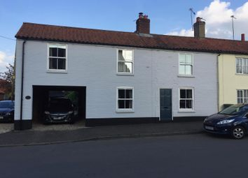 Thumbnail 5 bedroom end terrace house to rent in The Street, Bintree, Dereham