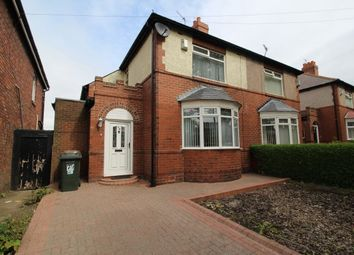 Thumbnail 2 bed semi-detached house for sale in Verne Road, North Shields