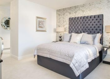 "Thumbnail 5 bed detached house for sale in ""Stowe"" at Carters Lane, Kiln Farm, Milton Keynes"