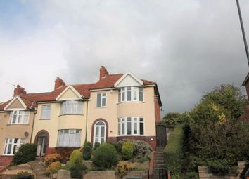 Thumbnail 3 bed end terrace house for sale in Redcatch Road, Lower Knowle, Bristol
