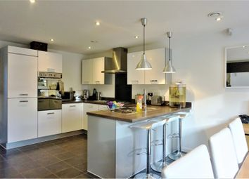 Thumbnail 3 bed town house for sale in Dean Lane, Manchester