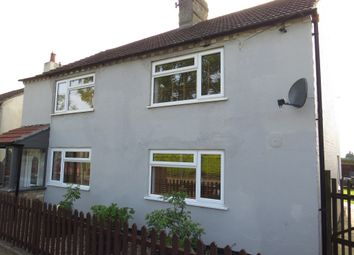 Thumbnail 3 bed detached house for sale in Lynn Road, Southery, Downham Market