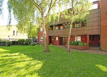 Thumbnail 3 bed flat for sale in Arnott Close, London
