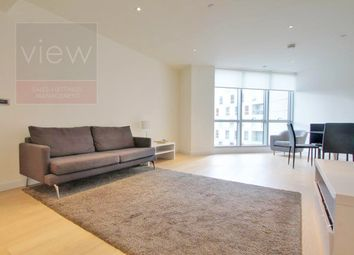Thumbnail 1 bed flat to rent in Charrington Tower, London
