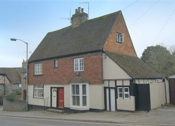 Thumbnail 3 bed terraced house for sale in Herd Street, Marlborough, Wiltshire