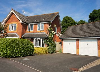Thumbnail 4 bed detached house for sale in Blenheim Way, Southmoor
