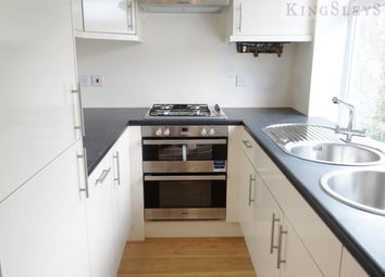 Thumbnail 3 bedroom flat to rent in Garrick Avenue, London