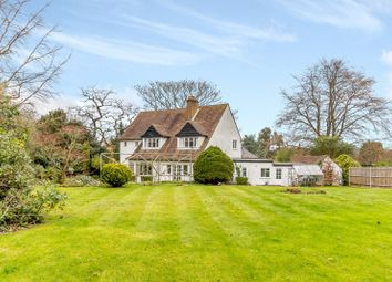 Thumbnail 5 bed detached house for sale in Old Compton Lane, Farnham