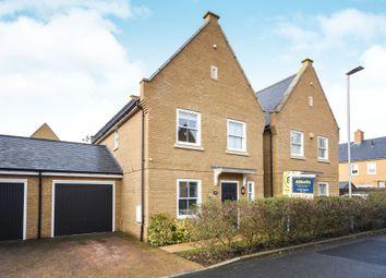 Thumbnail 3 bed link-detached house for sale in Shoebury Garrison, Shoeburyness, Essex
