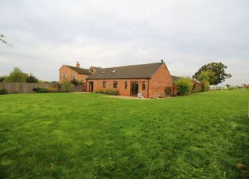 Thumbnail 4 bedroom detached house for sale in Rogues Lane, Hinckley