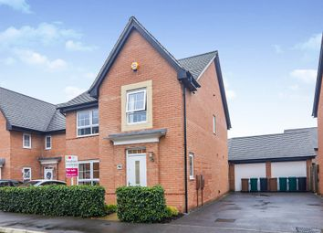 4 bed detached house for sale in Merevale Way, Stenson Fields, Derby DE24