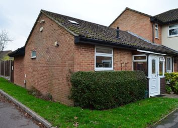 Thumbnail 1 bed semi-detached bungalow for sale in Wellesley Close, Ash Vale