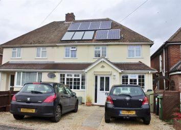Thumbnail 3 bed semi-detached house to rent in Hillary Road, Basingstoke